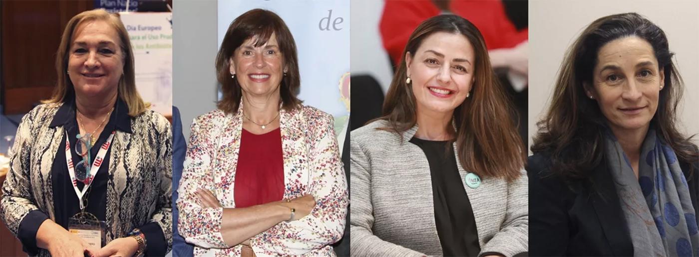 Nuestra Compañera, Guadalupe Miró, Considerada Una De Las Ocho Veterinarias Más Relevantes De España